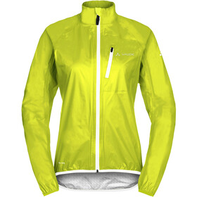 VAUDE Drop III Jacket Women bright green